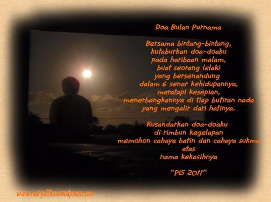 Doa Bulan Purnama