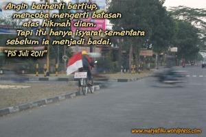 hati ulu bekas (Ring Road Yogyakarta)