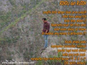 Puisi Rindu dan Rudin
